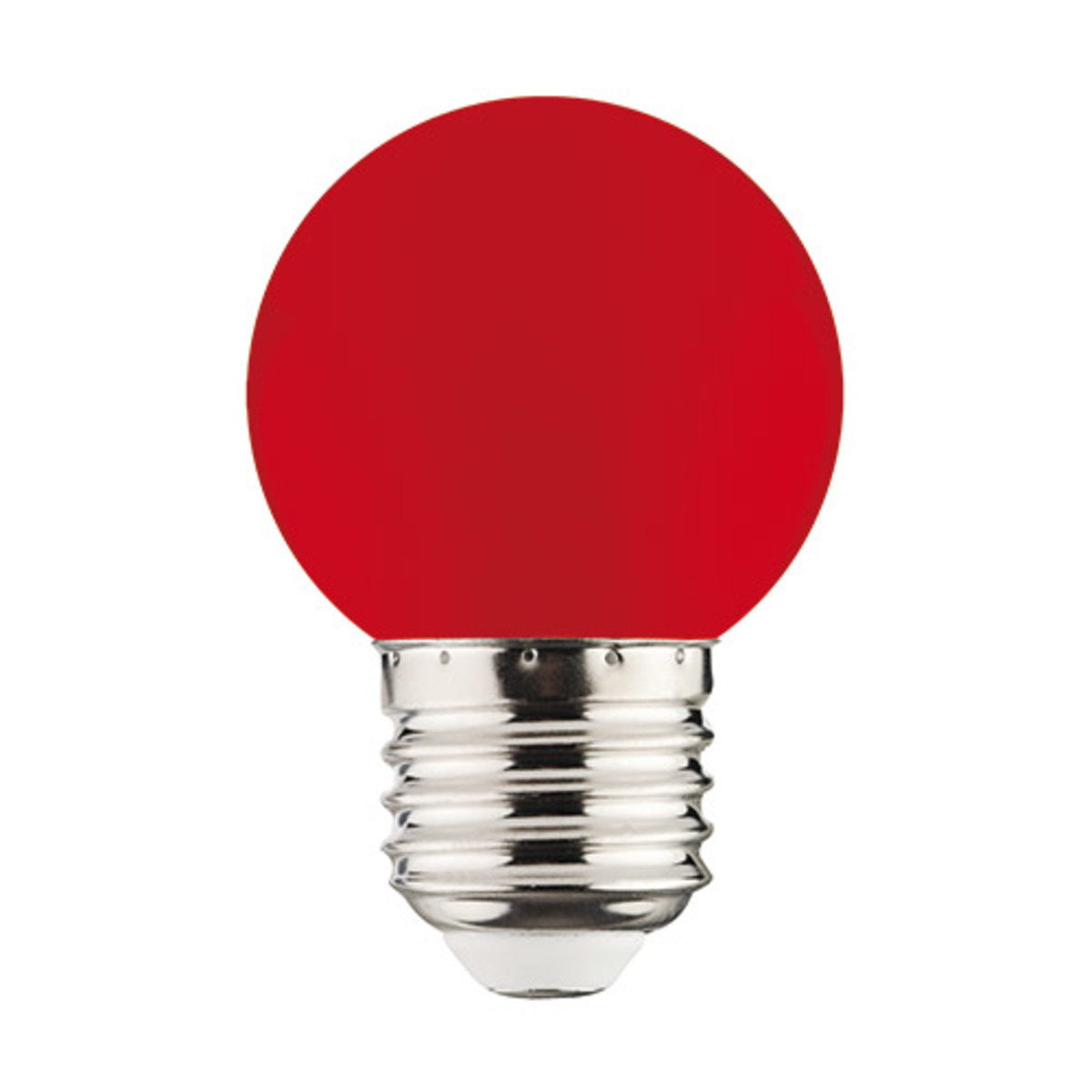 Żarówka RAINBOW LED 1W RED