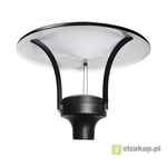 PROMENAD LED Indirect 45 Czarny/Black