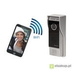 WIDEODOMOFON MOBILNY ORNO SECURITY IP + WIFI