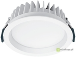 Downlight LED 14W/3000K 230V IP20