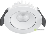 Spot LED adjust 8W/4000K 230V IP20