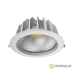 DOWNLIGHT LED FALED 30W 4000K 2250LM IP40 BIAŁY