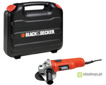 Szlifierka katowa, 710W 115mm, black decker CD115K,